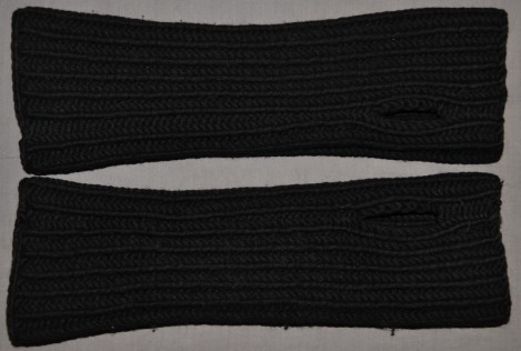 mitaines/machettes tricot