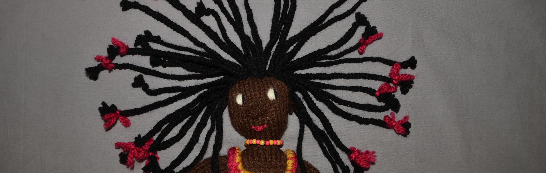 poupée tricot phildar