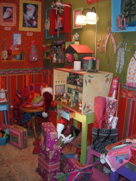 No l de boh me au salon cr ations et savoir faire 2012 des tricots tres mimie - Salon creation et savoir faire ...