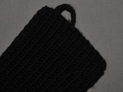 bride col tricot