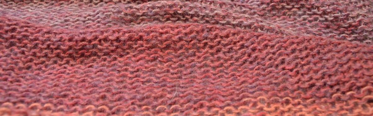 tricoter 1 chale
