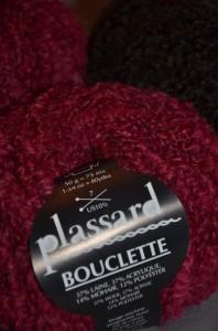 Bouclette plassard
