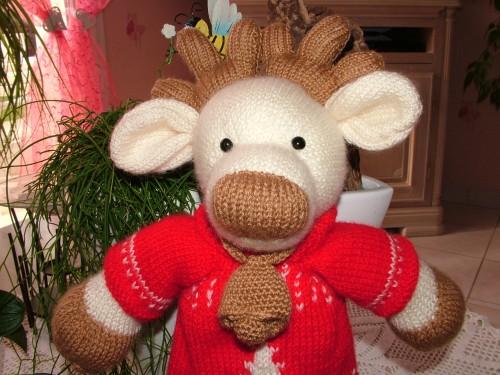 Cherche A Faire Decorations De Noel Au Tricot