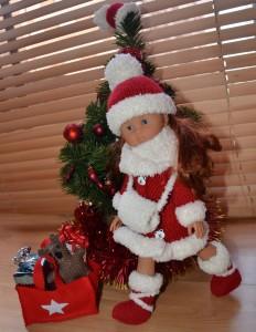 assistante du père Noël