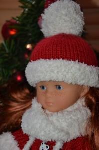 tenue de poupée marie-claire