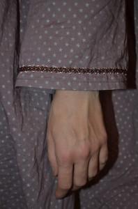 Robe étoilée