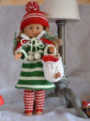 Camille, lutin de Noël