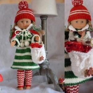 gagnant 1 tenues de poupée