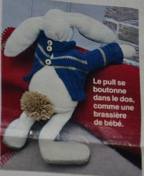 comment tricoter une carotte