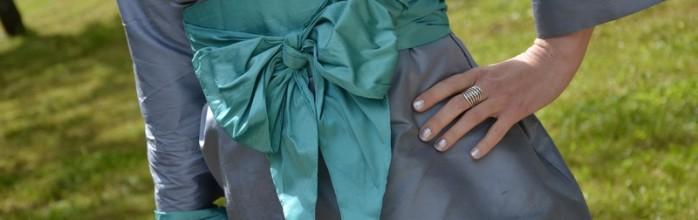 comment coudre de la soie