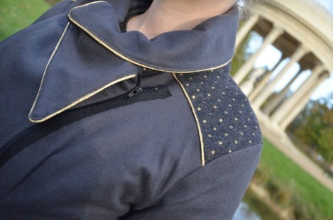 manteau de grossesse deuxième arrondissement