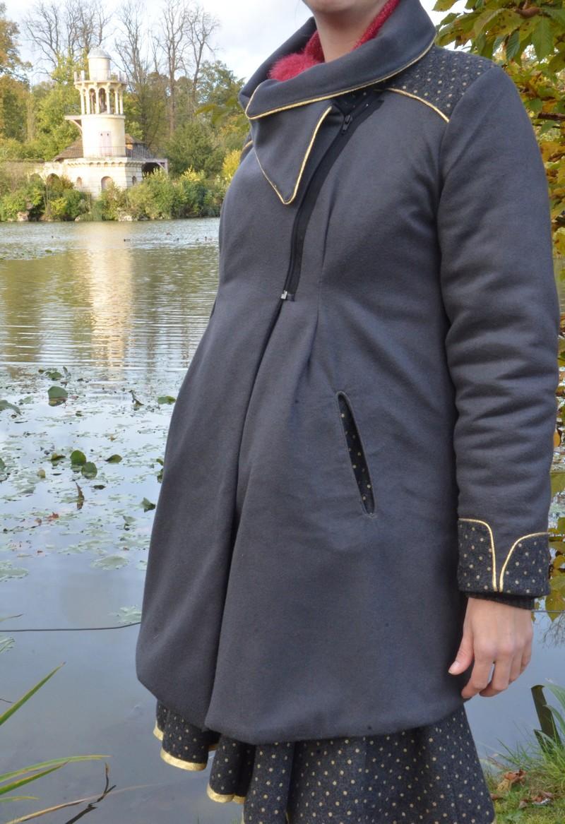 Assez patron couture manteau femme enceinte SR27