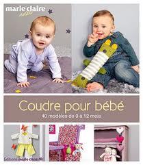 """Livre """"Coudre pour bébé"""""""