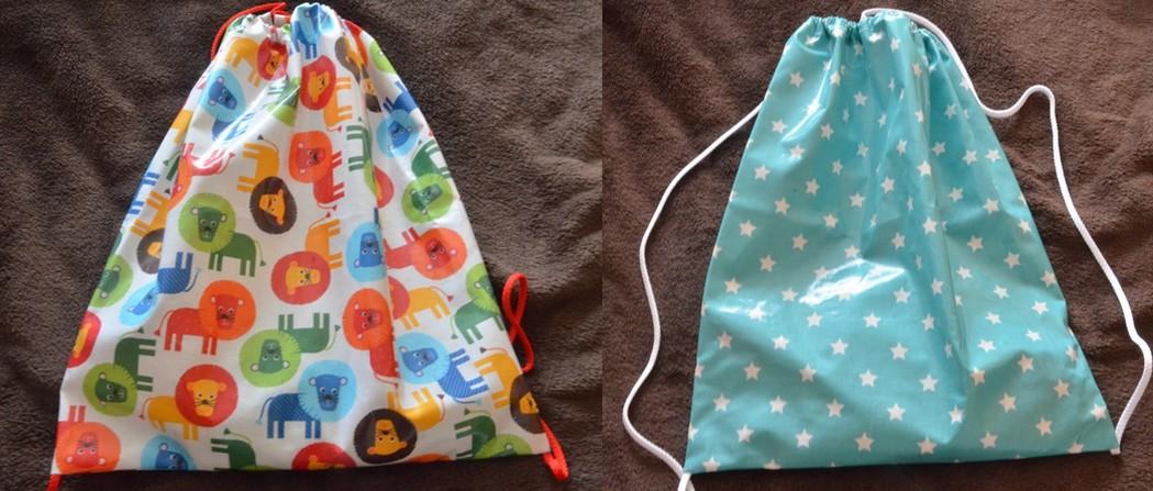 Fabuleux Comment coudre un sac à dos de Plage pour moins de 10 € ! - Des  UE26