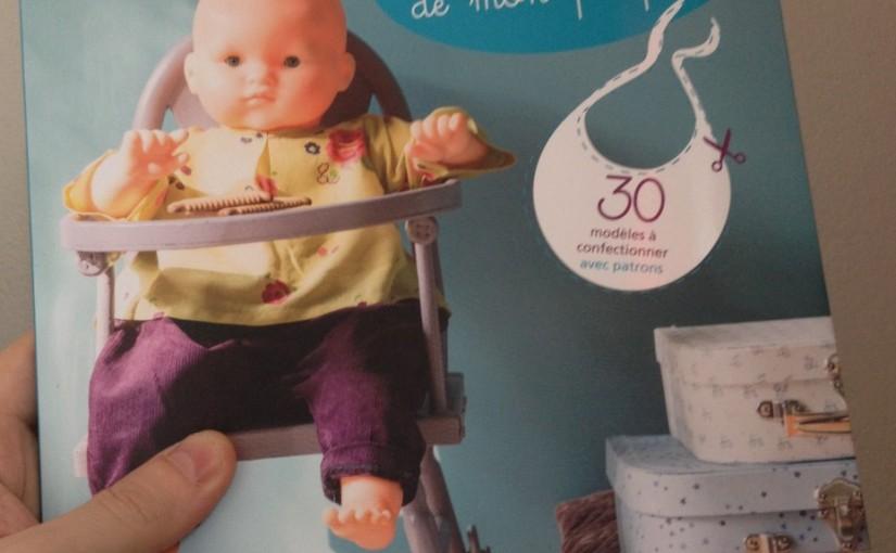 Les 10 meilleurs livres pour coudre et tricoter des vêtements pour bébés et pour poupées